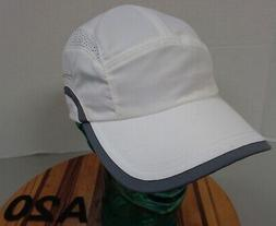 11 PANEL TOYOTA CAMRY HAT WHITE STRAPBACK ADJUSTABLE VENTED