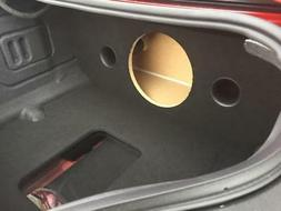 For 16+ Chevy Camaro - Ported / Vented Sub Box Subwoofer Enc