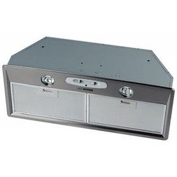 400 CFM 27.5625 Wide Stainless Steel Insert Range Hood with