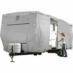 CLASSIC ACCESSORIES 80-326-211001-RT Travel Trailer Cover,35