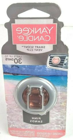 Yankee Candle Smart Scent Vent Clip, Pink Sands - 1304388