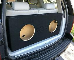 For a 2000+ Chevy Tahoe ~ Custom Ported / Vented Sub Box Sub