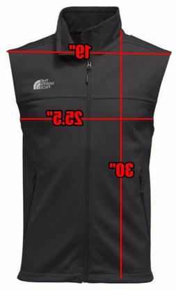 The North Face Apex Canyonwall Black Vest Mens XL NWT MSRP $