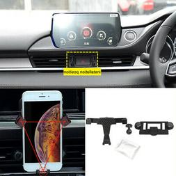 Car Air Vent Mount Cradle Phone Holder Stand For Mazda 6 M6