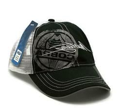 Hat - Ford Cobra Mustang Adjustable Mesh Vented Ball Cap FRE