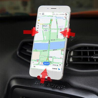 car air condition vent mount phone holder