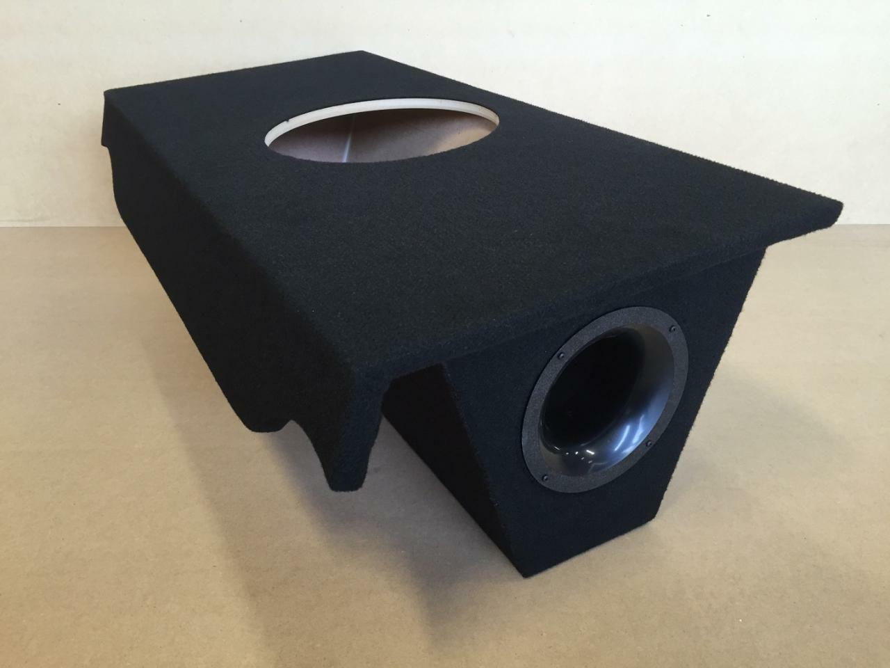 fits nissan 350z custom ported vented sub