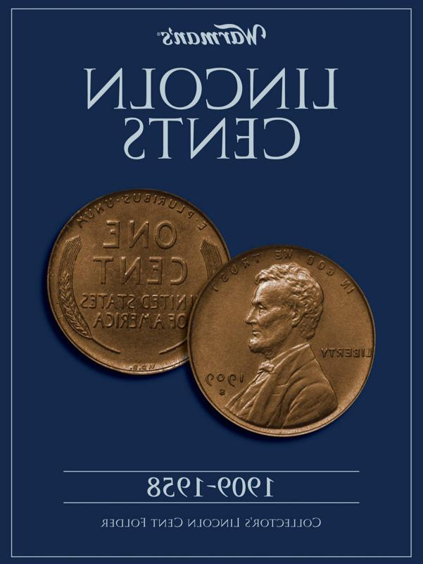 lincoln cent 1909 1958 collector s folder