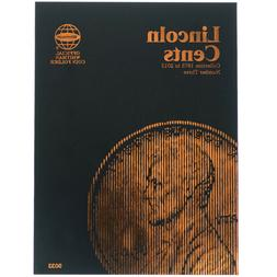Lincoln Cents Number Three  Whitman Coin Folder 9033