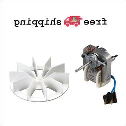 Broan S97012038 Replacement Motor and Impeller