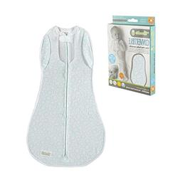 Woombie Vented Convertible Baby Swaddle – Easy to Use Natu