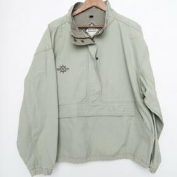 Vintage Put-In-Bay Gear For Sports Anorak Jacket Pullover Ca