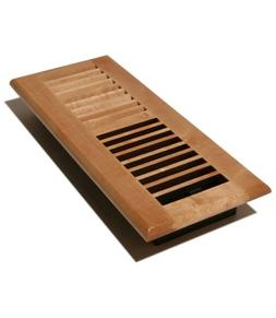 Decor Grates WML412-N 4-Inch by 12-Inch Floor Register Laque